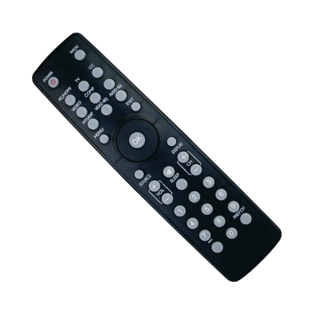 Controle Remoto TV AOC LE22H138