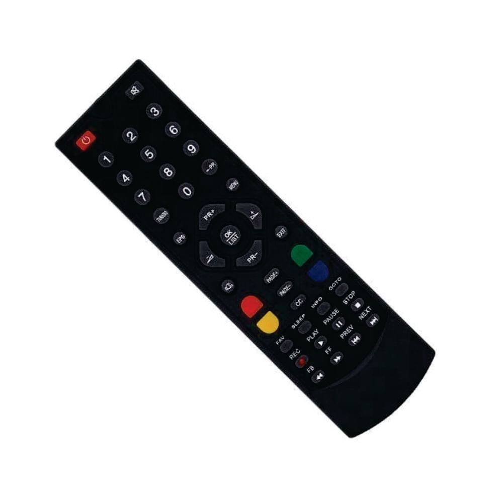 Controle Remoto Conversor Digital Ekotech ZBT - 650N